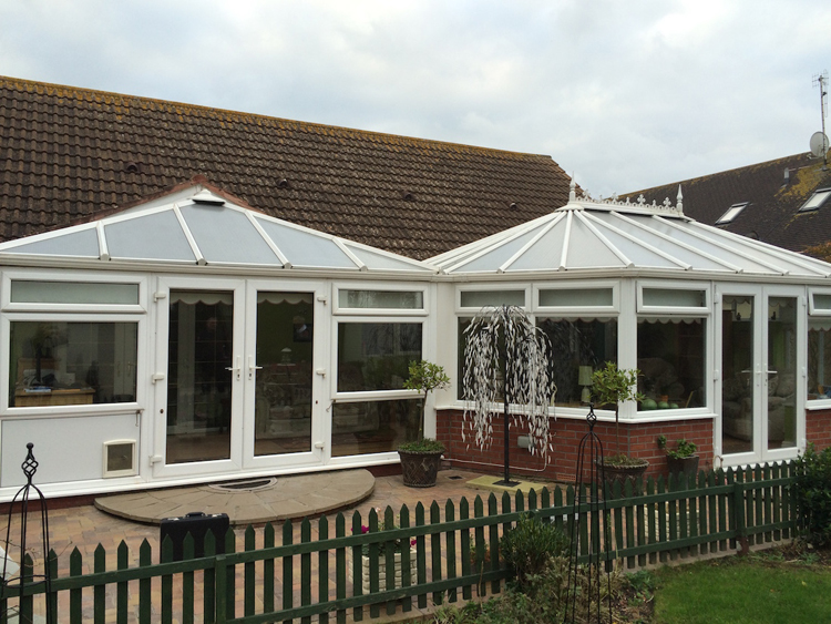 Replacement Conservatory Roof - Weymouth, Dorset