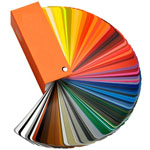 Conservatory Roof Panel Colour Range