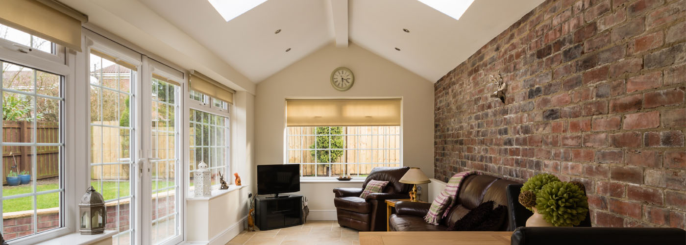 Home extension interior 3