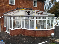 replacement conservatory roof installation tonbridge kent 3