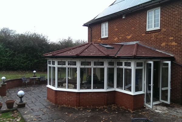 replacement conservatory roof installation tonbridge kent 8