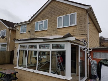 replacement conservatory roof chippenham 3