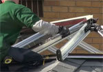 conservatory roof installation video