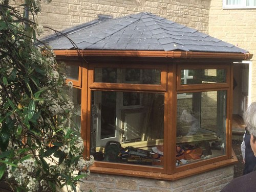 01 Replacement Conservatory Roof Dorset Completed