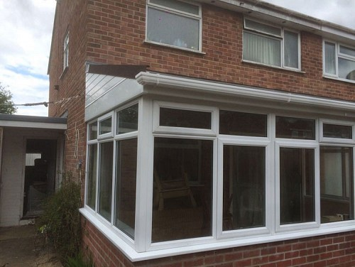 05 Replacement Conservatory Roof Somerset Completed
