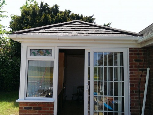 07 replacement conservatory roof west sussex completed