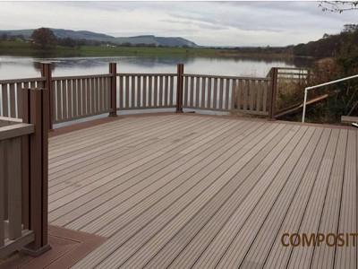 Composite wood decking007