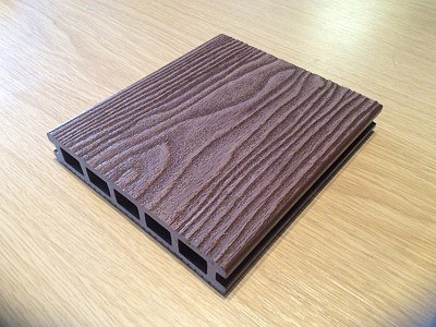 Composite wood decking035
