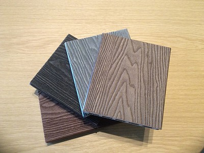 Composite wood decking036