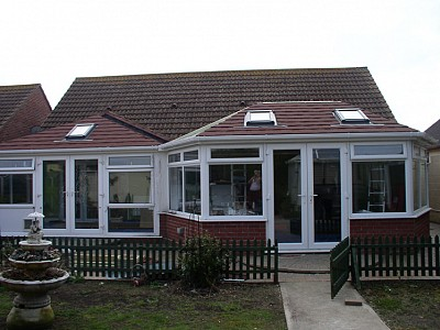Replacement conservatory roof bournemouth 2