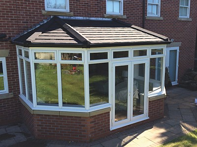 Replacement conservatory roof bournemouth 4