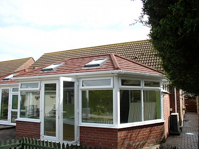 Replacement conservatory roof bournemouth
