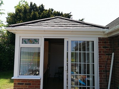 Replacement conservatory roof ferndown 1d