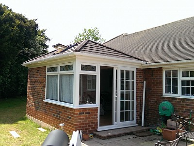 Replacement conservatory roof ferndown 1e