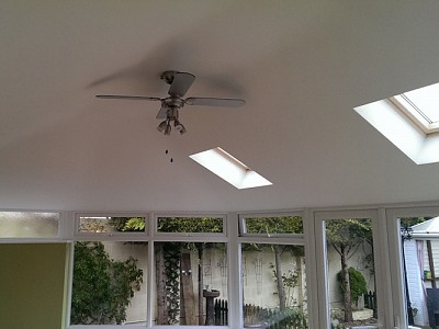 Replacement conservatory roof ferndown internal1