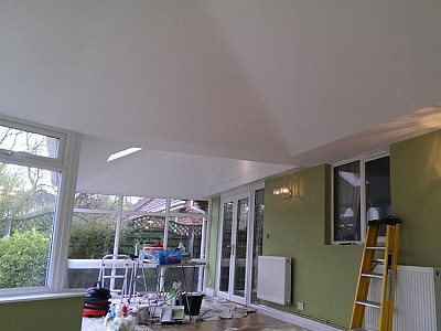 Replacement conservatory roof ferndown internal3