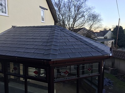 Replacement tiled victorian roof 10