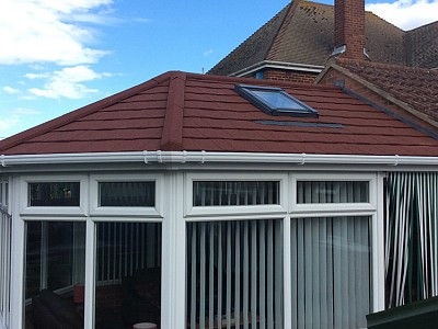Replacement tiled victorian roof 11