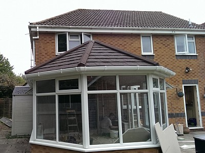 Replacement tiled victorian roof 13