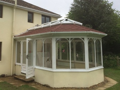 Replacement tiled victorian roof 4