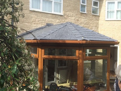 Replacement tiled victorian roof 6