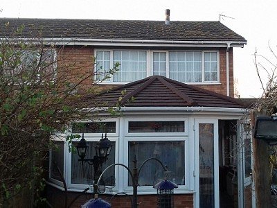 Replacement tiled victorian roof 7