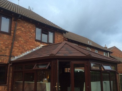 Replacement tiled victorian roof 8